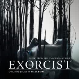 Обложка к диску с музыкой из сериала «Изгоняющий дьявола»