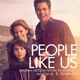 Обложка к диску с музыкой из фильма «Люди как мы»