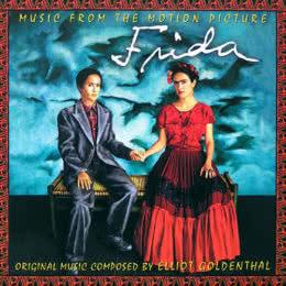 Обложка к диску с музыкой из фильма «Фрида»