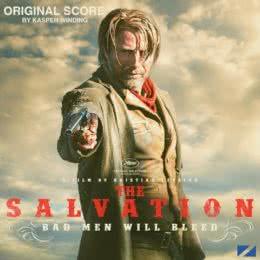 Обложка к диску с музыкой из фильма «Спасение»
