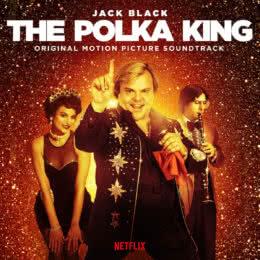 Обложка к диску с музыкой из фильма «Король польки»