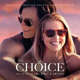 Обложка к диску с музыкой из фильма «Выбор»