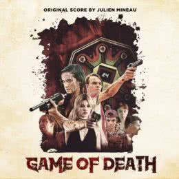 Обложка к диску с музыкой из фильма «Игра смерти»
