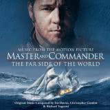 Маленькая обложка диска c музыкой из фильма «Хозяин морей: На краю земли»