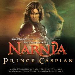 Обложка к диску с музыкой из фильма «Хроники Нарнии: Принц Каспиан»