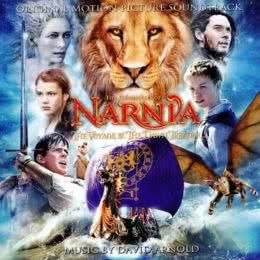 Обложка к диску с музыкой из фильма «Хроники Нарнии: Покоритель Зари»