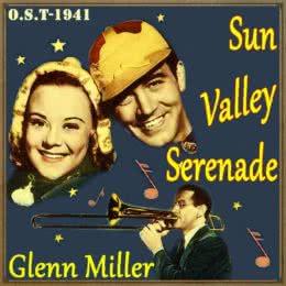 Обложка к диску с музыкой из фильма «Серенада солнечной долины»