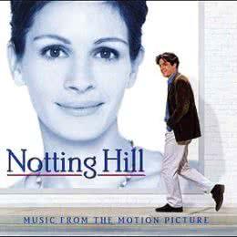 Обложка к диску с музыкой из фильма «Ноттинг-Хилл»