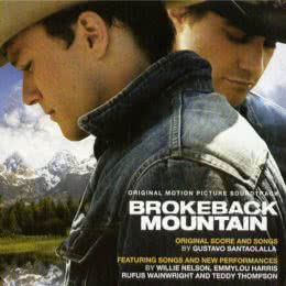 Обложка к диску с музыкой из фильма «Горбатая гора»