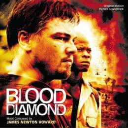Обложка к диску с музыкой из фильма «Кровавый алмаз»