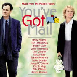 Обложка к диску с музыкой из фильма «Вам письмо»