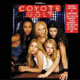 Обложка к диску с музыкой из фильма «Бар «Гадкий койот»»