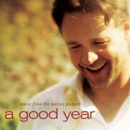Обложка к диску с музыкой из фильма «Хороший год»