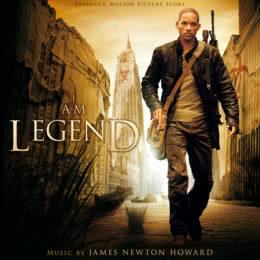 Обложка к диску с музыкой из фильма «Я – легенда»