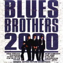 Обложка к диску с музыкой из фильма «Братья Блюз 2000»