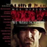 Маленькая обложка диска c музыкой из фильма «Мы были солдатами»