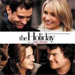 Обложка к диску с музыкой из фильма «Отпуск по обмену»