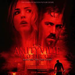 Обложка к диску с музыкой из фильма «Ужас Амитивилля»