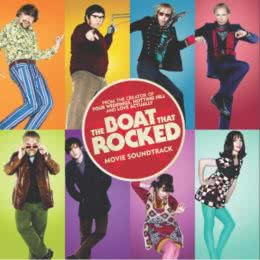 Обложка к диску с музыкой из фильма «Рок-волна»