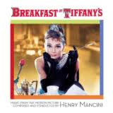 Маленькая обложка диска с музыкой из фильма «Завтрак у Тиффани»