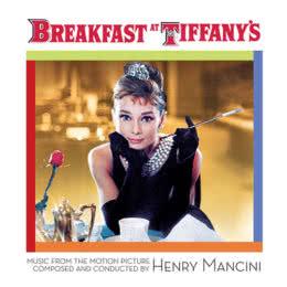 Обложка к диску с музыкой из фильма «Завтрак у Тиффани»