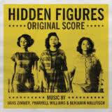 Маленькая обложка диска с музыкой из фильма «Скрытые фигуры»