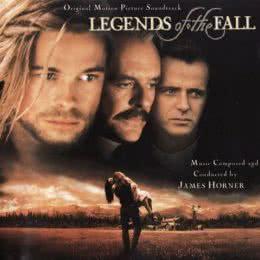 Обложка к диску с музыкой из фильма «Легенды осени»
