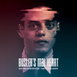 Обложка к диску с музыкой из фильма «Плохое сердце Бастера»