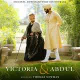 Маленькая обложка диска с музыкой из фильма «Виктория и Абдул»
