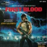 Маленькая обложка диска c музыкой из фильма «Рэмбо: Первая кровь»
