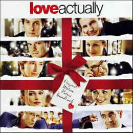 Обложка к диску с музыкой из фильма «Реальная любовь»