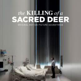 Обложка к диску с музыкой из фильма «Убийство священного оленя»