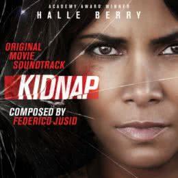 Обложка к диску с музыкой из фильма «Похищение»