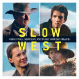 Маленькая обложка диска c музыкой из фильма «Строго на запад»