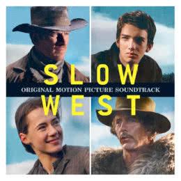 Обложка к диску с музыкой из фильма «Строго на запад»