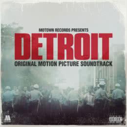 Обложка к диску с музыкой из фильма «Детройт»