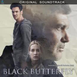 Обложка к диску с музыкой из фильма «Чёрная бабочка»