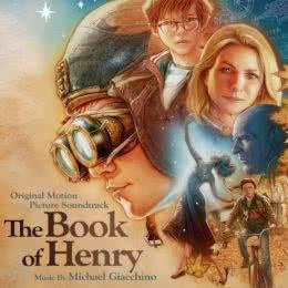 Обложка к диску с музыкой из фильма «Книга Генри»