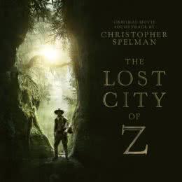 Обложка к диску с музыкой из фильма «Затерянный город Z»