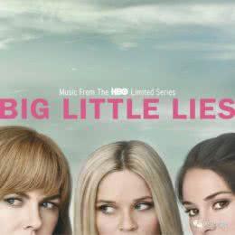 Обложка к диску с музыкой из сериала «Большая маленькая ложь (1 сезон)»
