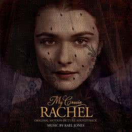 Обложка к диску с музыкой из фильма «Моя кузина Рэйчел»