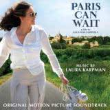 Маленькая обложка к диску с музыкой из фильма «Париж подождет»
