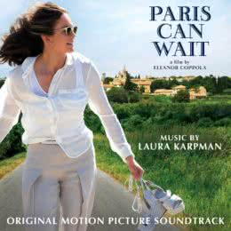 Обложка к диску с музыкой из фильма «Париж подождет»