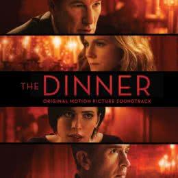 Обложка к диску с музыкой из фильма «Ужин»