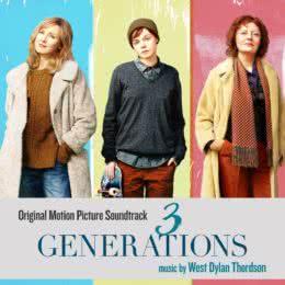 Обложка к диску с музыкой из фильма «Три поколения»