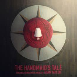 Обложка к диску с музыкой из сериала «Рассказ служанки (1 сезон)»