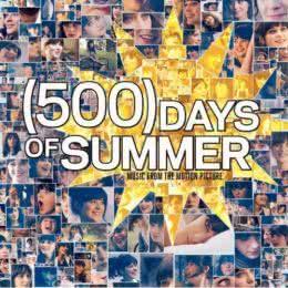 Обложка к диску с музыкой из фильма «500 дней лета»