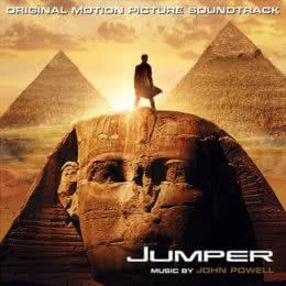 Обложка к диску с музыкой из фильма «Телепорт»