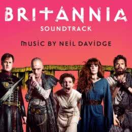 Обложка к диску с музыкой из сериала «Британия (1 сезон)»