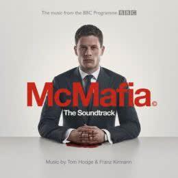 Обложка к диску с музыкой из сериала «МакМафия (1 сезон)»